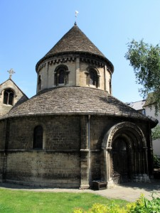 The Round Church, Cambridge, United Kingdom
