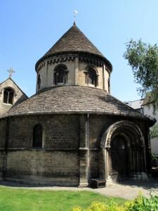 The Round Church, Cambridge, United Kingdom