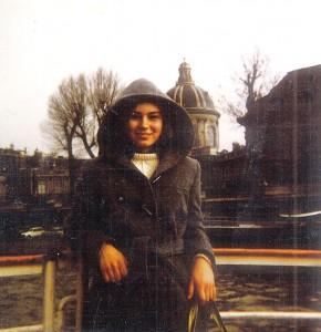 Sian in France in 1975
